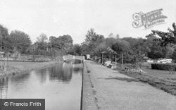 Tavistock, Meadows c.1955