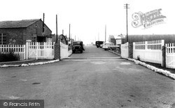 Tavistock, Plasterdown Camp c.1965