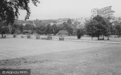 Tavistock, The Park c.1965