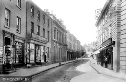 Tavistock, West Street 1903