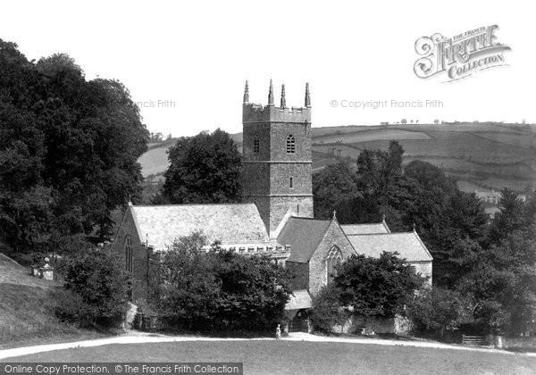 Tawstock, St Peter's Church 1890