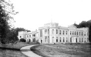 Tawstock, Tawstock Court 1890