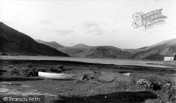 Taynuilt, Mouth Of The River Awe, Loch Etive c.1960