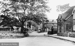 Tealby, Beck Hill c.1960