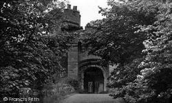 Tealby, The Drawbridge c.1955