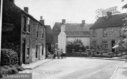 Tealby, The Village c.1960