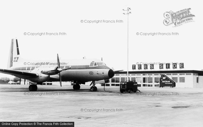 Durham Tees Valley Airport photo