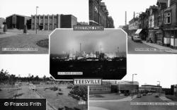 Teesville, Composite c.1965