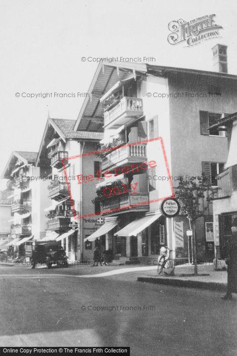 Photo of Tegernsee, c.1939