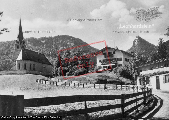 Photo of Tegernsee, Dorf Kreuth c.1935