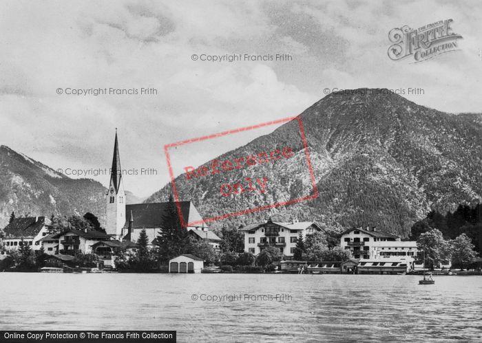 Photo of Tegernsee, Egern c.1935
