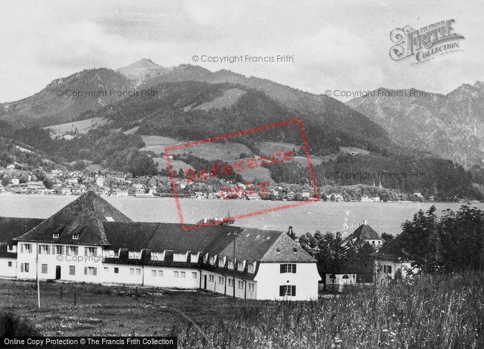 Photo of Tegernsee, The Kurhaus, Bad Wiesse c.1935