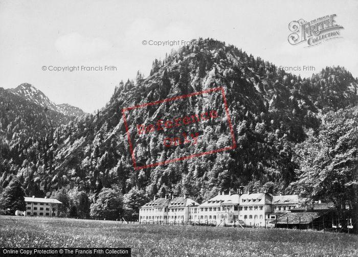 Photo of Tegernsee, Wildbad Kreuth c.1935