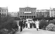Teignmouth, East Devon Club 1906