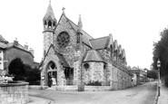 Teignmouth, Roman Catholic Church 1906