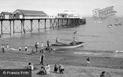 The Pier 1954, Teignmouth