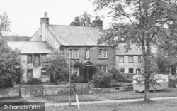 Houses By The Green c.1955, Temple Sowerby