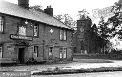 Kings Arms Hotel c.1955, Temple Sowerby