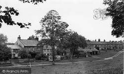 The Green c.1955, Temple Sowerby