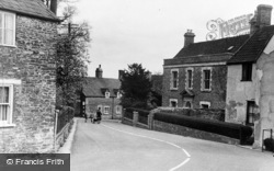 Templecombe, Church Hill c.1955