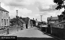 Templecombe, Main Street c.1955