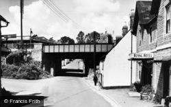 Main Street c.1955, Templecombe