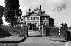 The Hospital c.1955, Templecombe