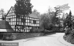 Tenbury Wells, A Pretty Corner c.1950
