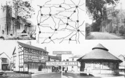 Tenbury Wells, Composite c.1965