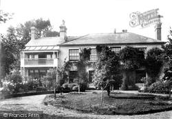 Tenbury Wells, Cottage Hospital 1898