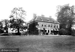 Tenbury Wells, Court Of Hill 1898