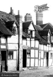 Tenbury Wells, 'fire Engine Keys Kept Here' 1898