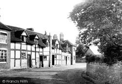 Tenbury Wells, Old Houses 1898