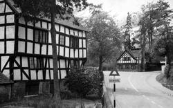 Tenbury Wells, Old Houses c.1950