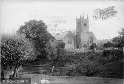 Tenbury Wells, St Mary's Church 1892