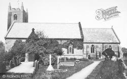 Tenbury Wells, St Mary's Church c.1900