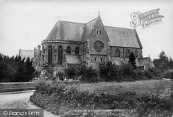 Tenbury Wells, St Michael's Church 1898