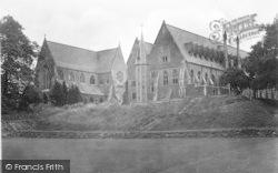 Tenbury Wells, St Michael's Church And College c.1950