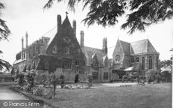 Tenbury Wells, St Michael's College c.1955