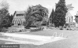 Tenbury Wells, St Michael's College c.1960