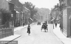 Tenbury Wells, Teme Street 1898
