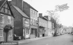 Tenbury Wells, Teme Street c.1965