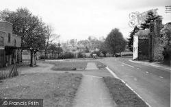 Tenbury Wells, The Main Road c.1950