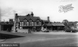 Tenbury Wells, The Rose And Crown c.1965