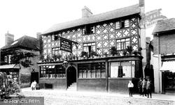 Tenbury Wells, The Royal Oak Hotel 1892