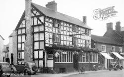 Tenbury Wells, The Royal Oak Inn c.1950
