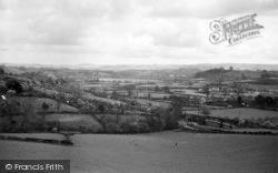Tenbury Wells, The Teme Valley c.1950