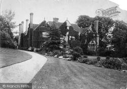 Tenbury Wells, Whitton Court 1898