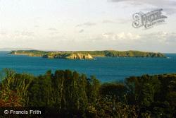Caldy Island 1982, Tenby