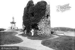 Tenby, Castle Keep 1890